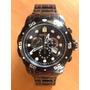 Relógio Invicta Pro Diver 0076 Black Chronograph Novo Troco