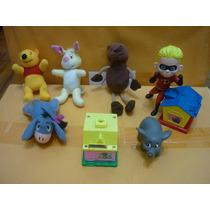 Lote De Brinquedos / Brindes Mc Donalds - Mc Lanche Feliz
