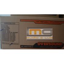 Reparo Alto-falante Oversound 18 Sub 800 8 Ohms