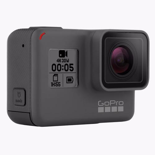 Gopro Hero 5 Black Camera Go Pro 5 4k À Prova D ´ água