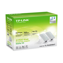 Tp-link Tl-pa4010 Starter Kit Powerline Ethernet 500mbps