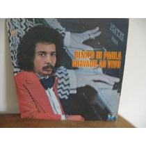 Lp Benito Di Paula 1974 Ao Vivo Em Excelente Estado