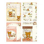 Kit Papel De Carta Rilakkuma Happy 4 Modelos Diferentes