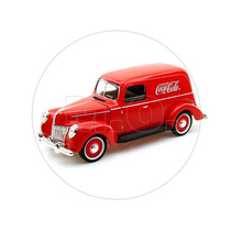 1:18 Motor City Classics Ford Sedan Delivery Coca Cola 1940