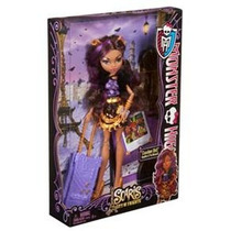 Monster High Clawdeen Wolf Mattel