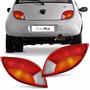 Lanterna Traseira Ford Ka 97 98 99 00 01 02 Tricolor 2000 Le