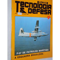 Revista Armas Tecnologia & Defesa 6/ano 2/1983 (sebo Amigo)