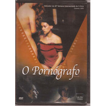 Dvd O Pornógrafo - Bertrand Bonello - Raro