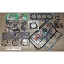 Kit Retifica Do Motor Peugeot 206 1.6 16v Gas. 97/ Tu5jp4
