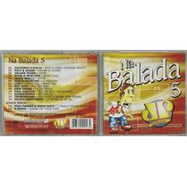 Cd Na Balada 5 Jovem Pan (35370)