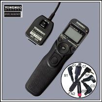Remoto Sem Fio Mc-36r N1 Temporizador Nikon D700 D3s D3x D30