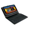 Capa Case Teclado Bluetooth Samsung Galaxy Tab2 7 + Película