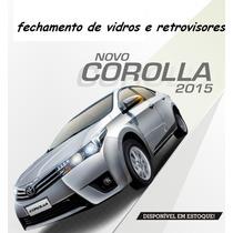 Modulo De Fechamento Vidros Subida Novo Corolla Gli 2015