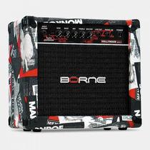 Amplificador Cubo Borne Strike G80 Varias Cores Confira