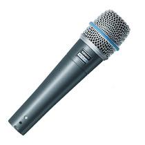 Microfone Profissional Shure Beta57a 58a Sm58 Sm57 Original!
