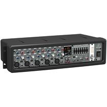 Mesa De Som Amplificada Behringer Pmp530 Mixer Europower !!!