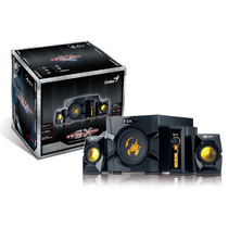 Caixa De Som Gx Gaming Genius 3000 2.1ch 70 Rms Gaming Speak