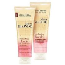 Kit Shampoo E Condicionador Sheer Blonde Everlasting Blonde