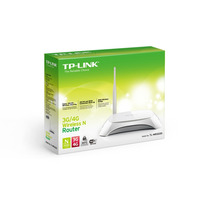 Roteador Wireless N 3g / 4g Tp-link Tl-mr 3220
