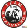 Bordado Termocolante - Conj. Team Carvalho 25cm E 12cm