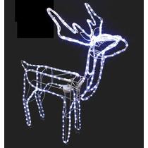 Rena Led - Decoração Natal Uso Externo / Interno C/movimento