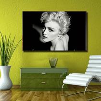 Quadro 80 X 50 Bonito Madonna Sala Quarto Casa Elegante