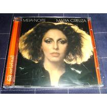 Cd - Maria Creuza - Meia-noite - 1976
