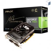 Placa Vga 2gb Nvidia Geforce Gtx 750ti Oc Gddr5 128 Bits