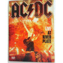 Dvd - Ac/dc - Live At Riverplate