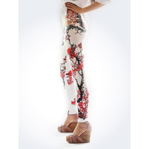 Legging Importada - Estampa Black Milk - Cerejeira