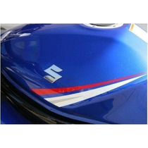 Emblema De Tanque Suzuki Resinado Bandit Srad Bking Hayabusa