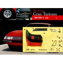 Fascículos E Peças 06, 19, 38, 48 E 64 Ferrari Enzo 1/10