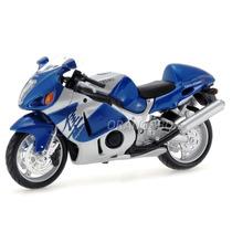 Suzuki Hayabusa Gsx 1300r 1:12 Maisto 31103-azul