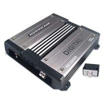 Modulo Amplificador Hurricane Hd 2200 Digital 2.200w Rms