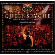 Cd Queensryche Mindcrime At The Moore (importado) Duplo
