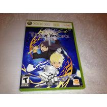 Tales Of Vesperia (xbox 360, 2008) Completo