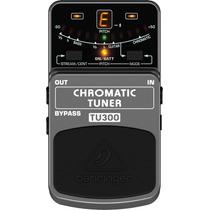 Tu 300 Pedal Afinador Behringer Chromatic Tuner Tu300