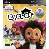 Eye Pet - Ps3 - Usado