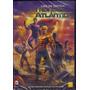 Dvd Dc Liga Da Justiça Trono De Atlântida Original Dublagem