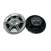 Alto Falante Roadstar 5 Polegadas Rs-1560 450w 4 Vias