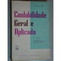 Livro Contabilidade Geral E Aplicada - Armando Aloe