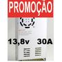 Fonte 13,8v X 30a Profissional Ou Radioamador Radio