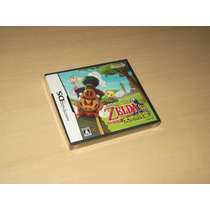 Ds & 3ds - The Legend Of Zelda Spirit Tracks (japonês)