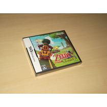 Ds & 3ds - The Legend Of Zelda Spirit Tracks (japonês)