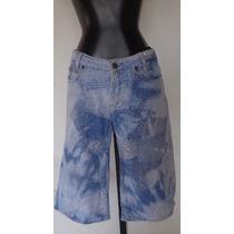Bermuda Jeans Da Azsuki 40 - Linda !!!