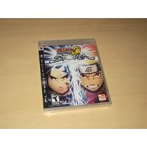 Ps3 - Naruto Shippuden Ultimate Ninja Storm (americano)