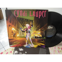 Lp-cyndi Lauper-a Night To Remember-completo Com Encarte