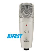 Microfone Condensador Behringuer C1