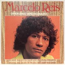 Compacto Vinil Marcelo Reis - Operário Apaixonado - 1982 - W