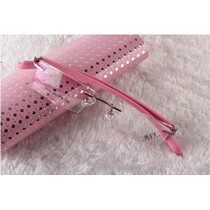 Armação Para Óculos De Grau Feminina Sem Aro